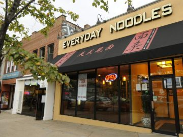 Restaurant Review Everyday Noodles
