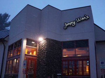 Restaurant Review Jimmy Wans Pittsburgh