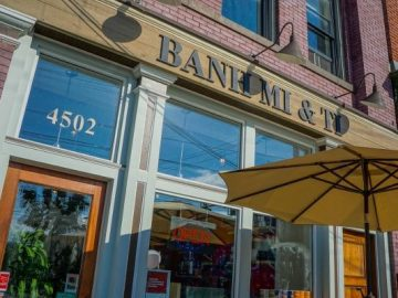 Banh Mi and Ti Restaurant Review