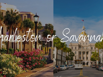 Southern City Smackdown New Orleans vs Savannah