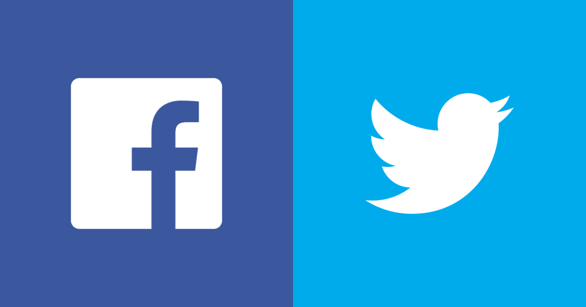How Twitter and Facebook Is Similar