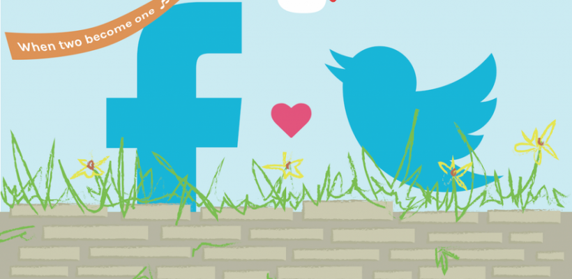 How Twitter And Facebook Is Similar?