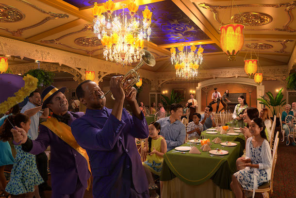 Review of Tiana's Place