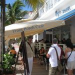 Restaurant Review Front Porch Cafe Miami Beach