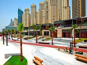 Stay at Jumeirah Beach Residence